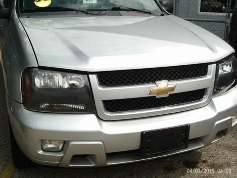 2009 Chevrolet Trailblazer For Sale Fairhope Al