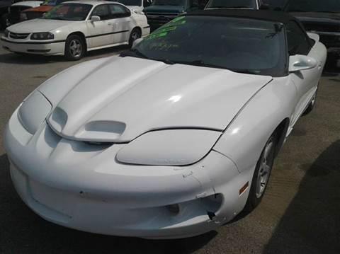 1999 Pontiac Firebird for sale in Wichita, KS
