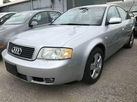 2003 Audi A6 for sale in Wichita, KS