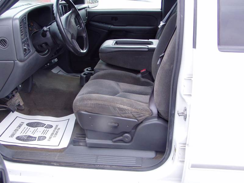 2004 Chevrolet Silverado 2500HD 4dr Crew Cab LS 4WD SB - Johnstown PA