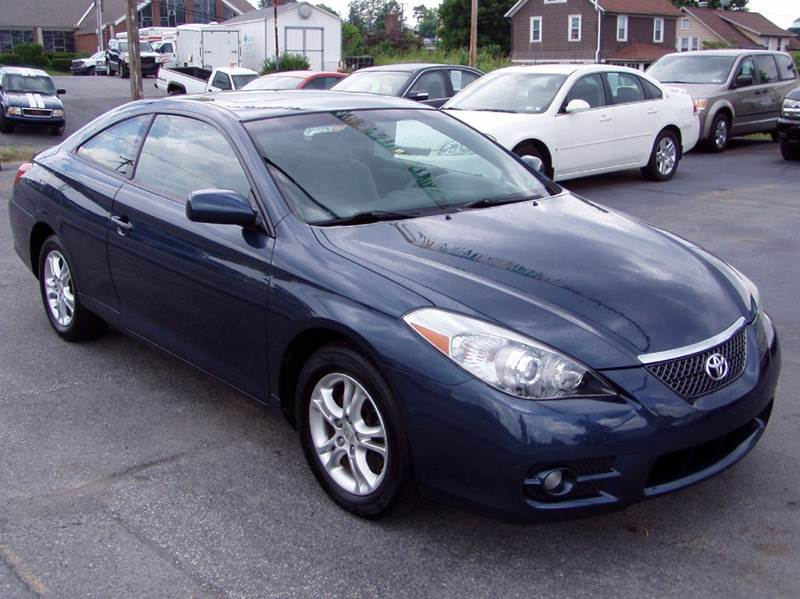 2007 Toyota Camry Solara SE 2dr Coupe (2.4L I4 5A) - Johnstown PA