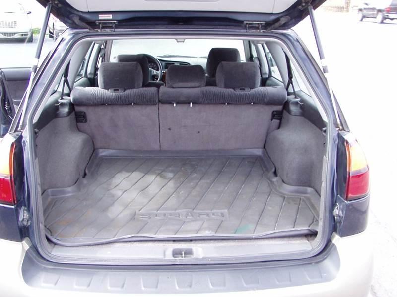 2001 Subaru Outback AWD 4dr Wagon w/Weather Pkg - Johnstown PA
