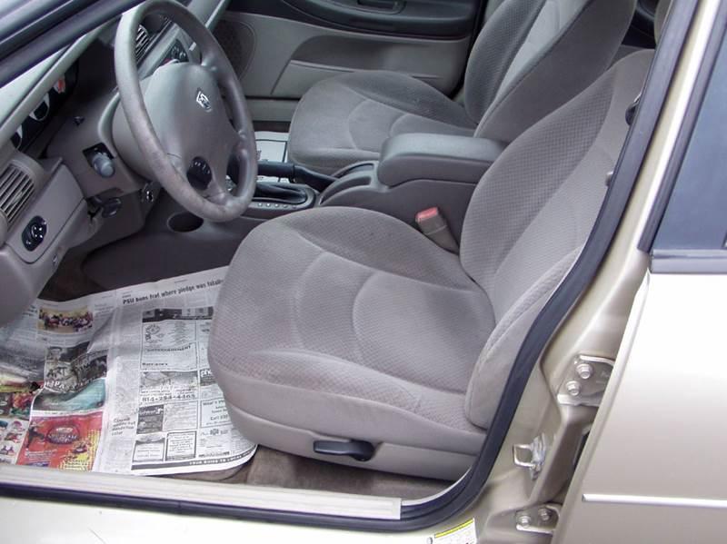 2005 Dodge Stratus SXT 4dr Sedan - Johnstown PA
