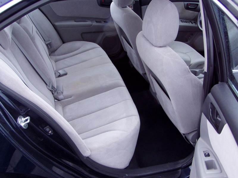 2009 Kia Optima LX 4dr Sedan (I4 5A) - Johnstown PA