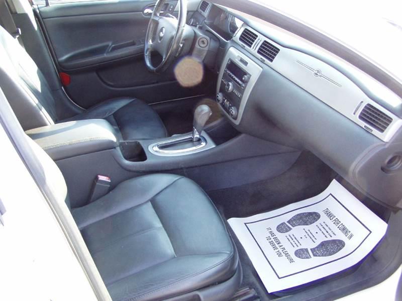 2008 Chevrolet Impala LT 4dr Sedan w/2LT - Johnstown PA