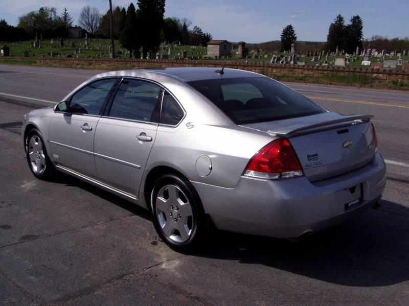 2006 Chevrolet Impala SS 4dr Sedan - Johnstown PA