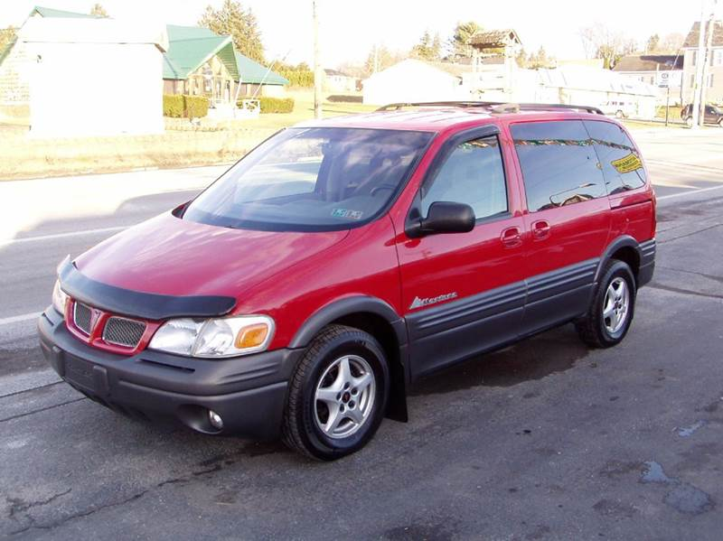 2000 Pontiac Montana 4dr Mini-Van - Johnstown PA