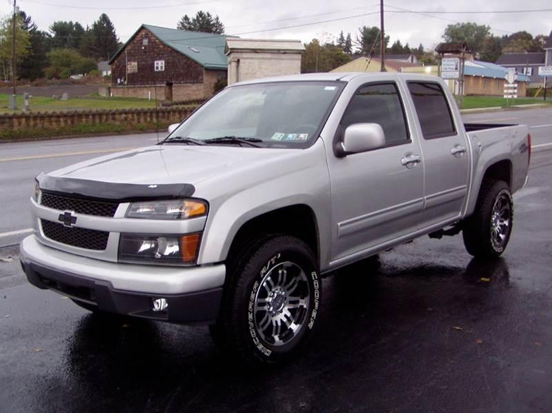 2010 Chevrolet Colorado For Sale In Morristown Tn