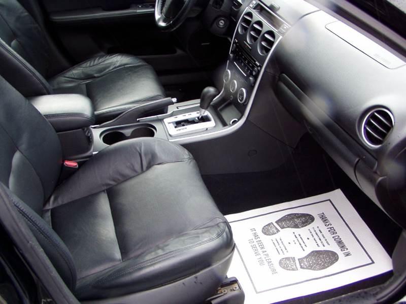 2008 Mazda MAZDA6 s Grand Touring 4dr Sedan - Johnstown PA