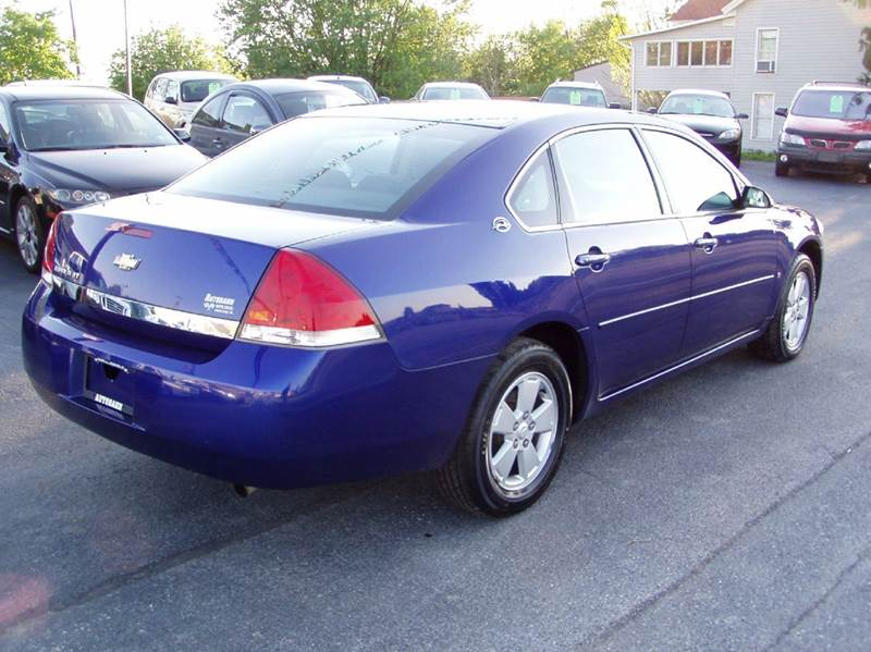 2006 Chevrolet Impala LT 4dr Sedan w/3.5L - Johnstown PA