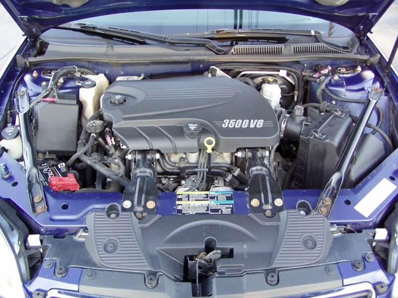 2006 Chevrolet Impala LT 4dr Sedan w/3.5L - Johnstown PA