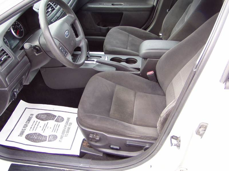 2009 Ford Fusion AWD V6 SE 4dr Sedan - Johnstown PA