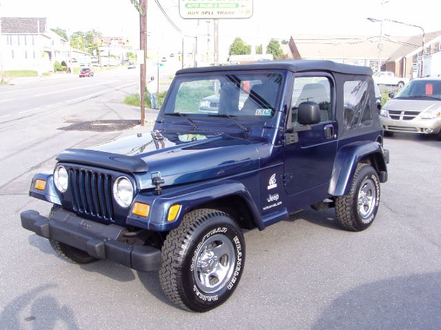 2003 Jeep Wrangler for sale in Johnstown PA