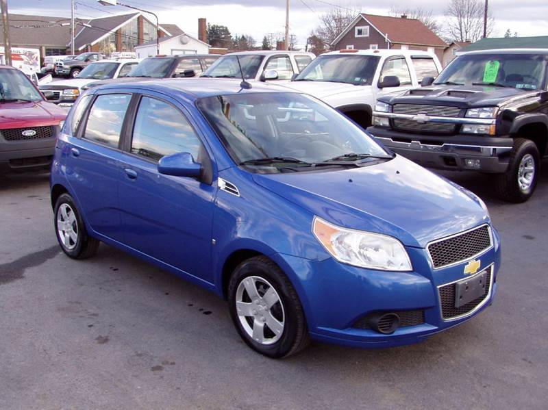 2009 Chevrolet Aveo Aveo5 LT 4dr Hatchback - Johnstown PA