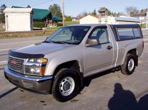 2006 GMC Canyon for sale in Johnstown, PA