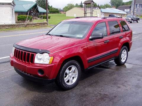 2005 Jeep Grand Cherokee for sale in Johnstown, PA