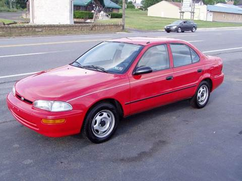 1996 GEO Prizm for sale in Johnstown, PA