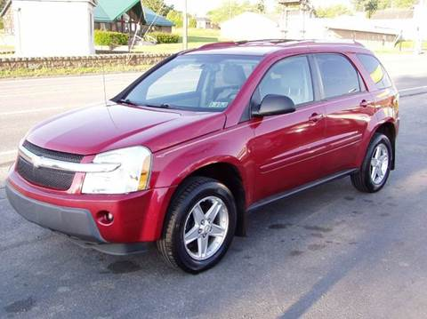 2005 Chevrolet Equinox for sale in Johnstown, PA