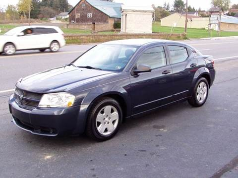 2008 Dodge Avenger for sale in Johnstown, PA