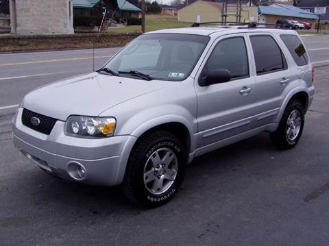 2005 Ford Escape for sale in Johnstown, PA