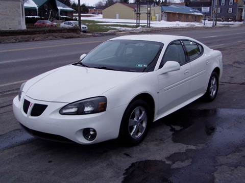 2008 Pontiac Grand Prix for sale in Johnstown, PA