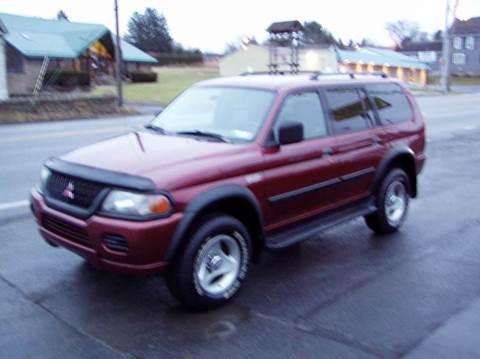 2001 Mitsubishi Montero Sport for sale in Johnstown, PA