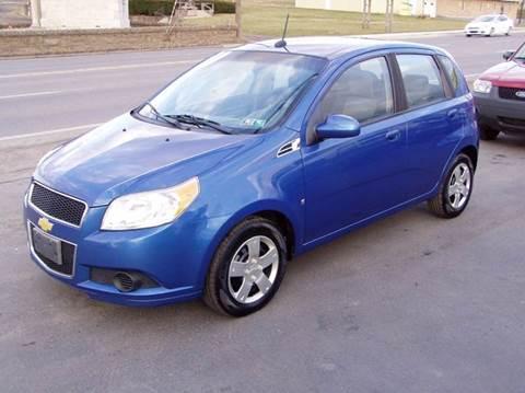 2009 Chevrolet Aveo