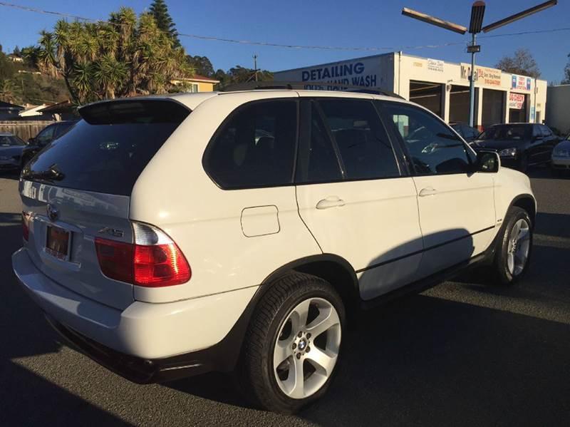 2004 BMW X5 AWD 4.4i 4dr SUV - Hayward CA