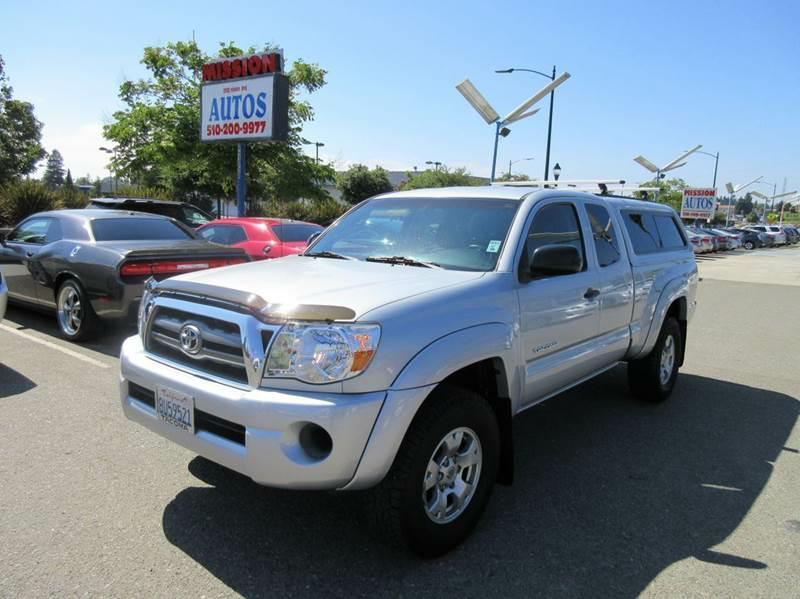 Toyota Tacoma For Sale In Hayward Ca Carsforsale Com