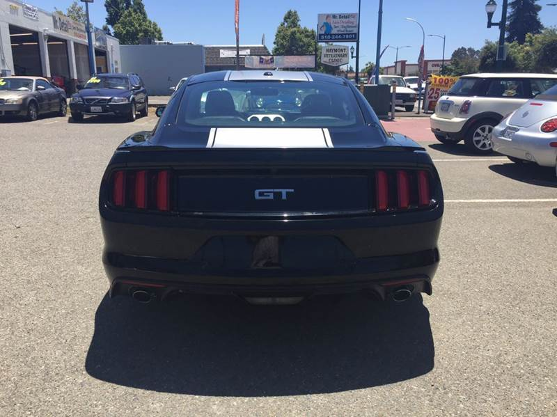 2017 Ford Mustang GT Premium 2dr Fastback - Hayward CA
