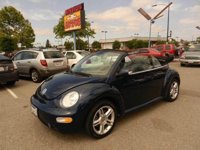2005 Volkswagen New Beetle for sale in HAYWARD CA