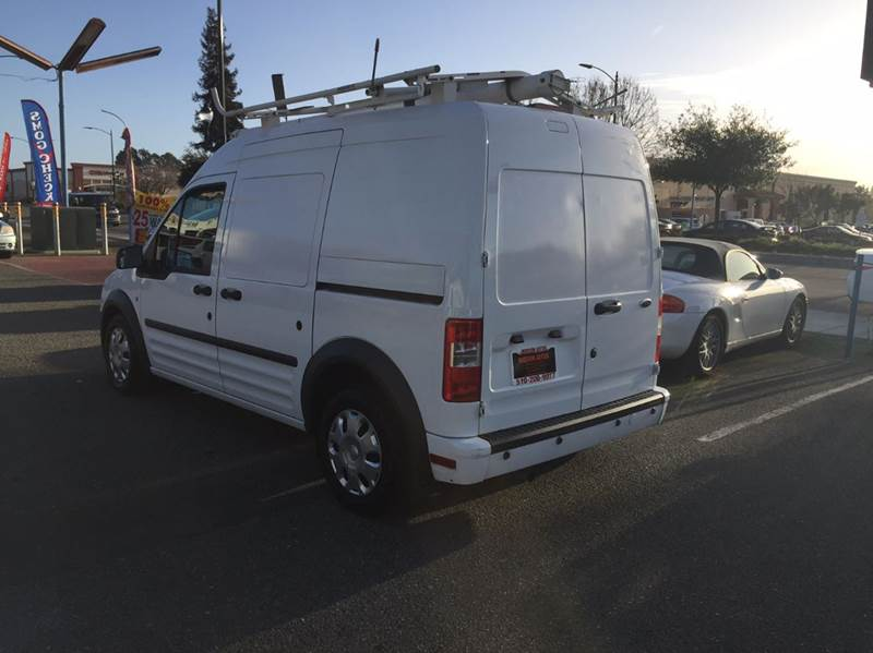 2012 Ford Transit Connect XLT 4dr Cargo Mini-Van w/o Side and Rear Glass - Hayward CA