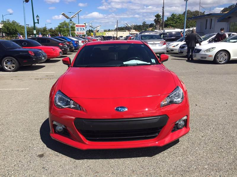 2013 Subaru BRZ Limited 2dr Coupe 6A - Hayward CA