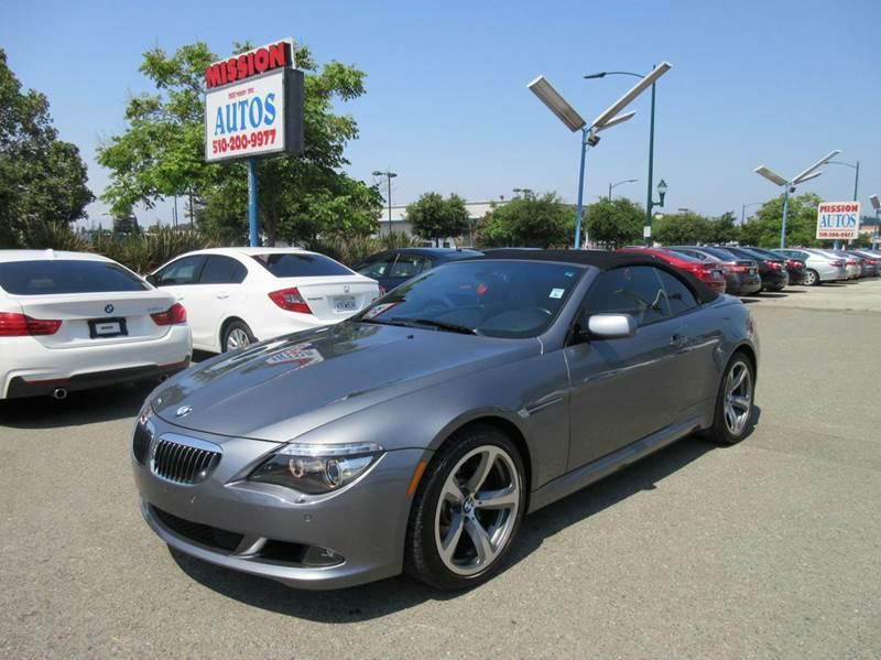 BMW Series For Sale In Cranston RI Carsforsalecom - 2009 bmw 645