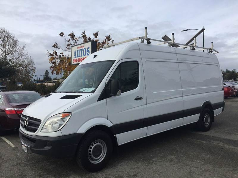 2011 mercedes benz sprinter cargo 2500 170 wb 3dr cargo for 2011 mercedes benz sprinter 2500