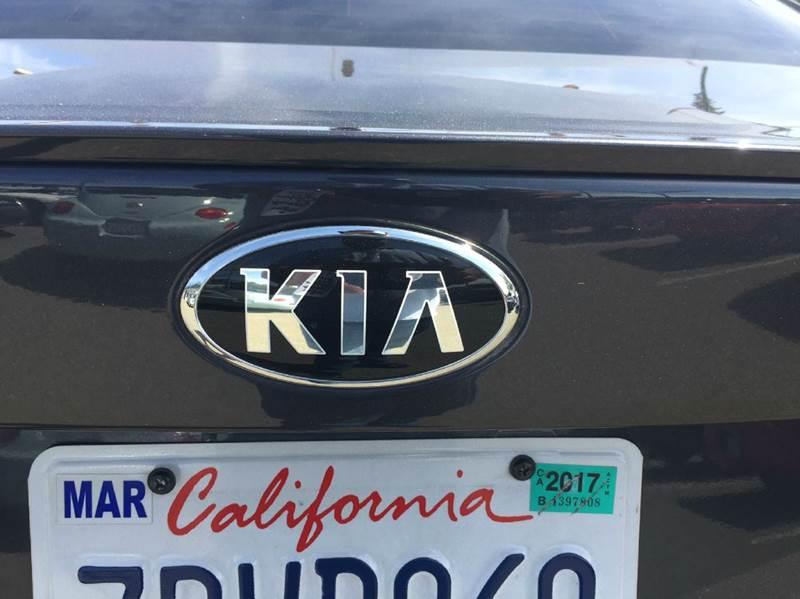 2016 Kia Optima SX Turbo 4dr Sedan - Hayward CA