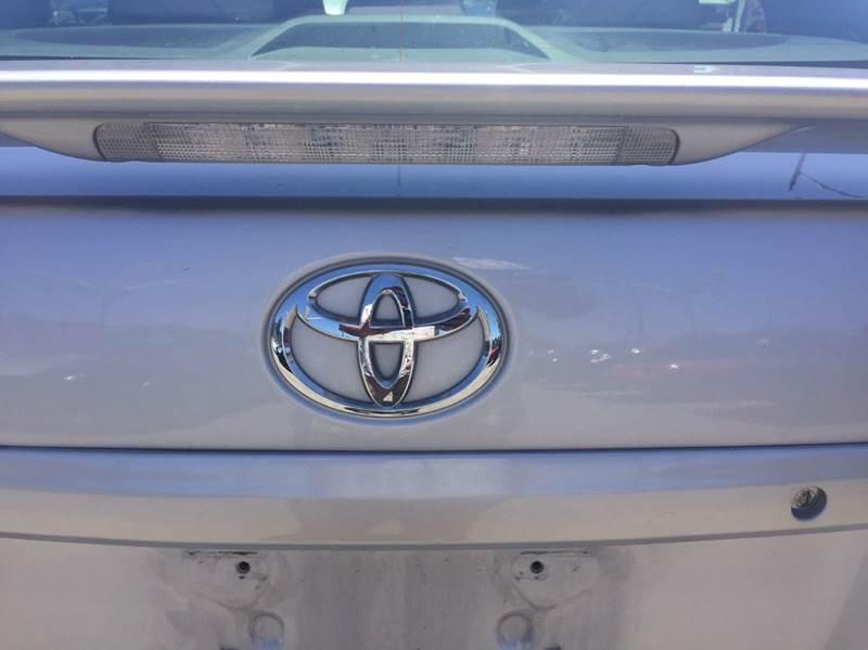 2009 Toyota Corolla S 4dr Sedan 4A - Hayward CA