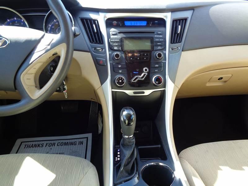 2013 Hyundai Sonata GLS 4dr Sedan - Hayward CA