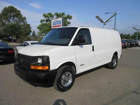 2004 Chevrolet Express Cargo