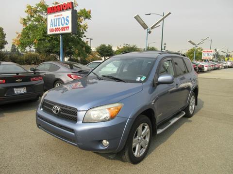 2007 Toyota RAV4 for sale in Hayward, CA