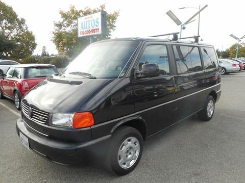 2000 Volkswagen EuroVan for sale in Hayward, CA