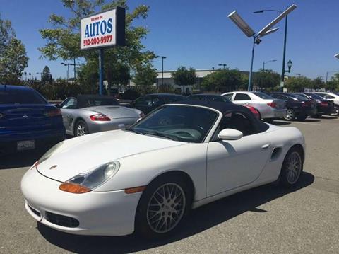2002 Porsche Boxster for sale in Hayward, CA