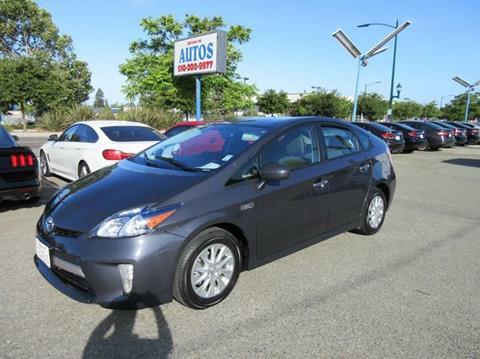 2014 Toyota Prius Plug-in Hybrid for sale in Hayward, CA