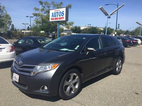 2013 Toyota Venza for sale in Hayward, CA