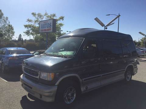2000 Ford E 250 For Sale In Hayward CA