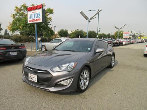 2016 Hyundai Genesis Coupe for sale in Hayward, CA