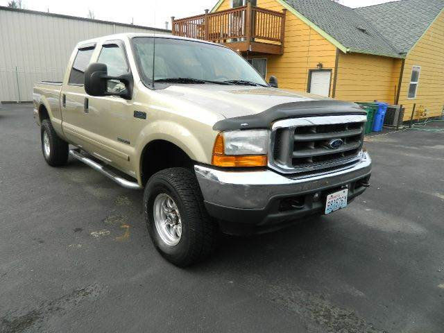 2001 ford f 250 xlt crew cab short bed 4wd in hillsboro or oxford autos llc. Black Bedroom Furniture Sets. Home Design Ideas