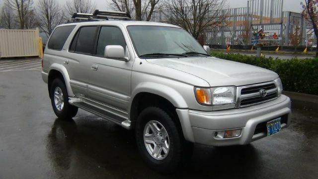 1999 toyota 4runner limited 4wd in hillsboro or oxford. Black Bedroom Furniture Sets. Home Design Ideas
