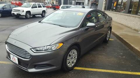 2013 Ford Fusion for sale in Dubuque, IA