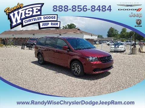2017 Dodge Grand Caravan for sale in Clio, MI